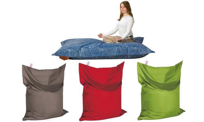 sitzsack groupon grijzemuren. Black Bedroom Furniture Sets. Home Design Ideas