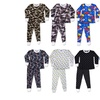 Snoozzn' by Andrew Scott Boys' Thermal PJs (3-Pack)