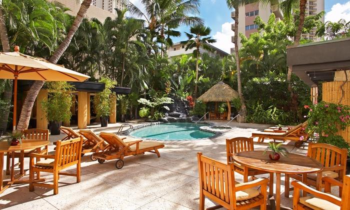 Waikiki Hotel Near Beach