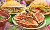 Meksykańska deska smaków