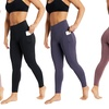 Marika Women's Fleece-Lined High Waist Pocket Leggings