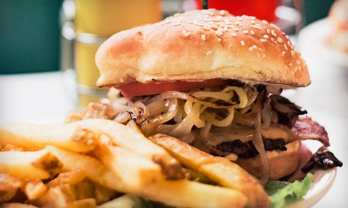 Jekyll and Hyde's - Newnan: $20 Worth of American Food