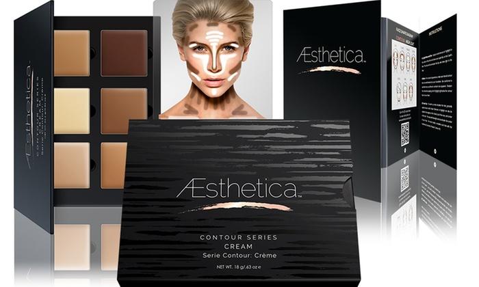 Aesthetica Cosmetics Cream Contour Kits