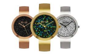So & Co New York Women's Bling Bangle Watch at So & Co New York Women's Bling Bangle Watch, plus 6.0% Cash Back from Ebates.