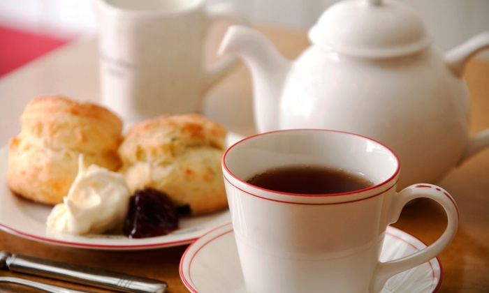 The Tea Room - Oakville: C$18 for The Harbour Tea for Two at The Tea Room (C$37 Value)