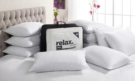 John Cotton Relax Jumbo 10Pack of Pillows