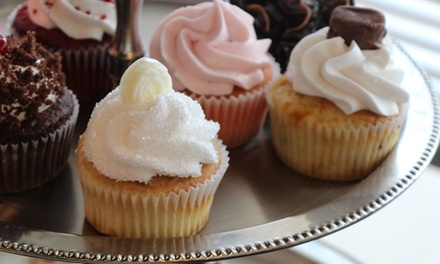 $14.99 for One Dozen Grab & Go Cupcakes at Fancy Cakes and Confections ($29.99 Value)