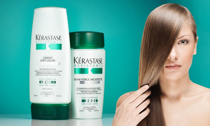 Kérastase Shampoo and Conditioner: $47.99 for Kérastase Shampoo and Conditioner Duo ($80 List Price). Free Shipping.