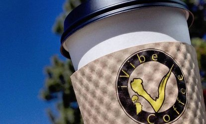image for $2 for One Drink at iVibe Coffee (Up to $5.50 Value)