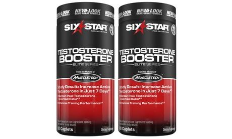 Six Star Elite Series Testosterone Booster (2-Pack)