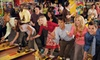 Dave & Buster's - Captain Jack's Fun Center: Gaming Outing for One or Two with $100 Power Play Cards, Mini Golf, and Laser Tag at Dave & Buster's (Up to 73% Off)