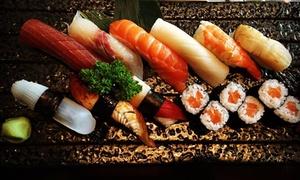 Shibuya Parma: Sushi box da asporto di 40 pezzi con hosomaki, uramaki e nigiri e 2 birre da Shibuya Parma (sconto fino a 59%)