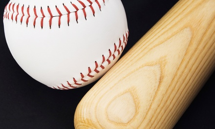 Three or Six Groupons, Each Good for One 30-Minute Batting-Cage Rental at Coaches' Athletic (Up to 70% Off)