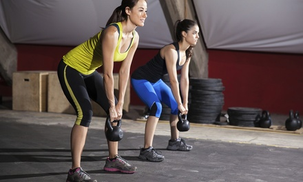 $39 for Eight Boot Camp Classes Achieve Fitness Studio ($80 Value)