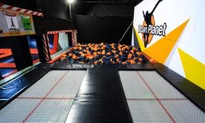Urban Planet Jump Heron City: 1 hora y media de saltos en camas elásticas para 1, 2 o 4 personas desde 8,95 € en Urban Planet Jump Heron City
