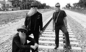 ZZ Top with Special Guest Gov't Mule: ZZ Top with Gov't Mule on Friday, September 9, at 7:30 p.m.
