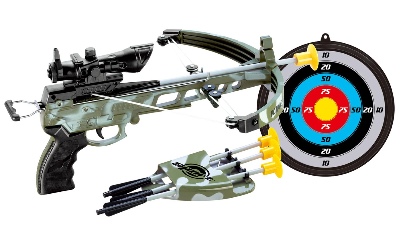 Kids' Crossbow or Archery Set