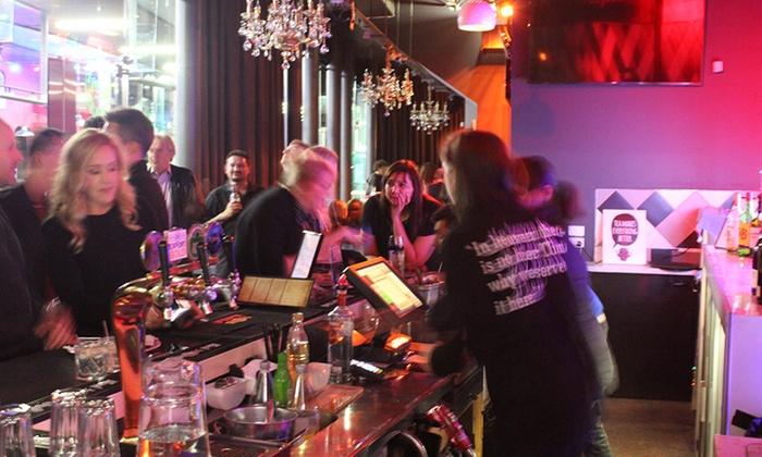 Venue Hire + $500 Food/Drink Credit - Zigzag Bar   Groupon