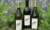 Bent Oak Winery - Anderson Mill West: 20% Cash Back at Bent Oak Winery