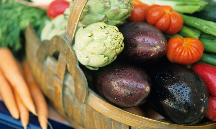 Organic Harvest - Hoover: Organic Groceries and/or Café Food at Organic Harvest (Up to 46% Off)
