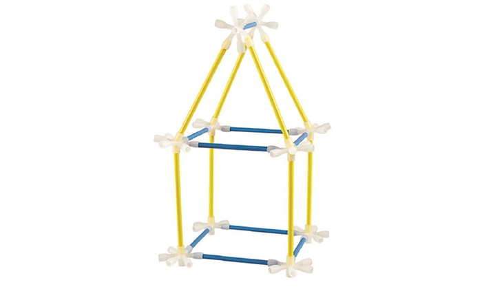 discovery kids construction fort instructions