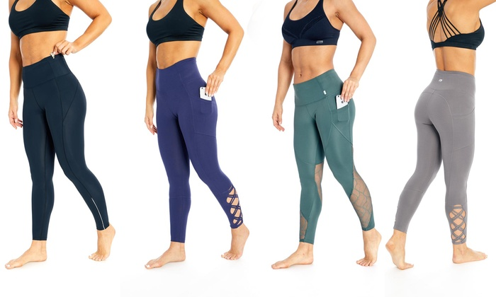 e131f684725e0 Marika Tummy-Control Leggings Collection in Multiple Styles. Plus Sizes  Available.
