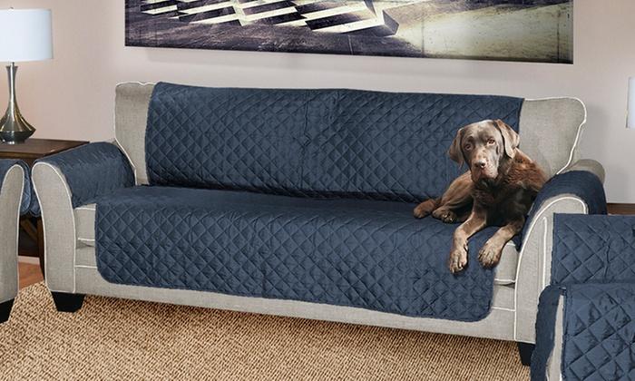 Reversible Water Resistant Pet Furniture Protectors   Groupon