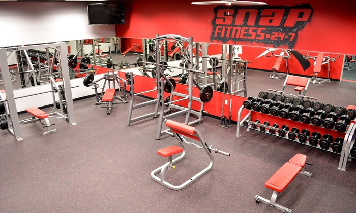 Snap Fitness - Willmar: $28 for $70 Groupon — Snap Fitness