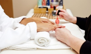 Up to 53% Off Mani-Pedis at Shampoo Salon and Spa at Shampoo Salon and Spa, plus 6.0% Cash Back from Ebates.
