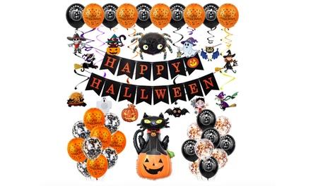 Set decorativo per Halloween