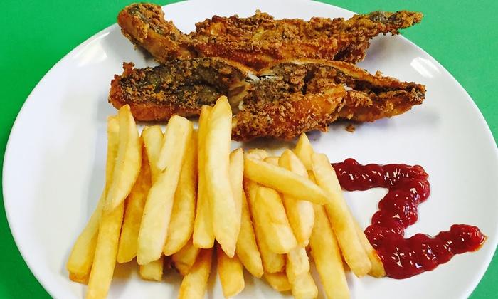 Zanzibar Cafe - Sugaw Creek: Food at Zanzibar Cafe (Up to 50% Off). Three Options Available.