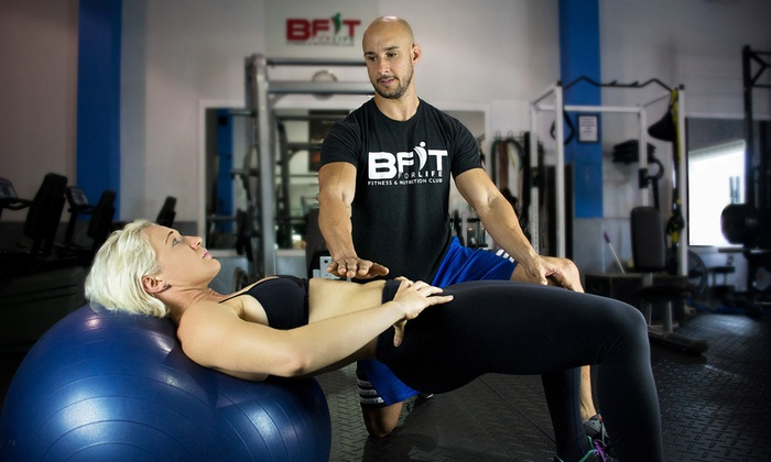 B-Fit for Life - Miami: $29 for 2 Personal Training Sessions at B-Fit for Life ($120 Value)