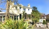 Torquay: 4* Double Room Stay with 2-Course Dinner