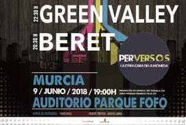 """Territorio Musical: Entrada al festival """"Perversos"""" el 9 de junio por 15 € en el Auditorio Parque Fofó de Murcia"""