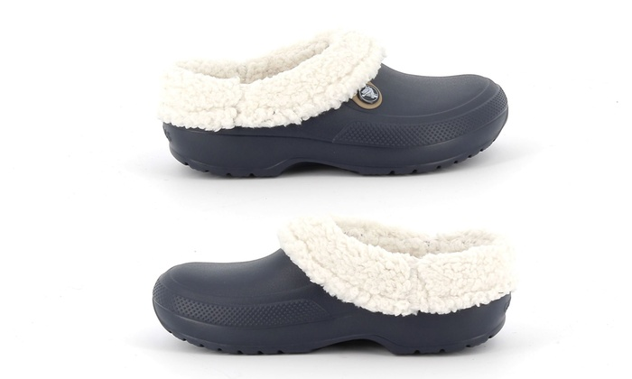 buy popular 14efc dd7a5 Sandalo Crocs imbottito invernale | Groupon Goods
