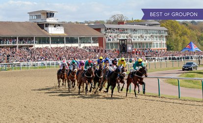image for Good Friday Racing at Lingfield Park: Two Premier Adult Tickets (Up to 42% Off)