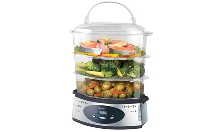 Breville VTP068 Herb Infusion Digital Steamer for £29.99 With Free Delivery (50% Off)