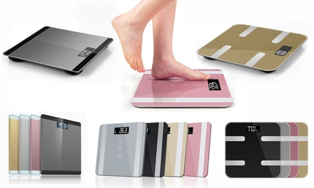 Digital Body Fat Scale in Choice of Model