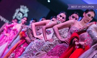 The National Asian Wedding Show on 5 February at Radisson Blu Edwardian Heathrow Hotel (Up to 59% Off)