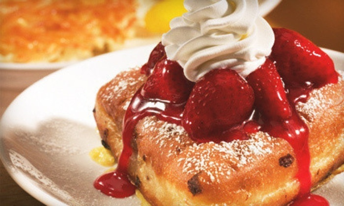 IHOP Restaurants - Multiple Locations: $6 for $12 Worth of Breakfast, Lunch, or Dinner at IHOP