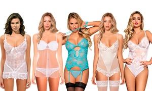 (Mode)  Sélection lingerie Mariage -71% réduction