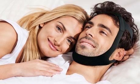 1, 2 o 3 bandas mandibulares antirronquidos Oferta en Groupon