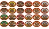 Crazy Cups Decaf Single-Serve Coffee Cups for Keurig Brewers (48-Ct.): Crazy Cups Decaf Flavor Nation's Selection and Flavored Lovers Single-Serve Coffee Cups for Keurig Brewers (48-Count)