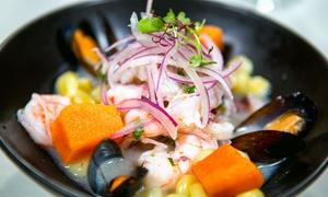 El Gran Inka: $22 for $40 Worth of Peruvian Cuisine at El Gran Inka