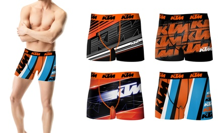 Set van 4 of 8 KTMboxers