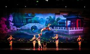 Amazing Acrobats of Shanghai: Amazing Acrobats of Shanghai on March 23–November 30