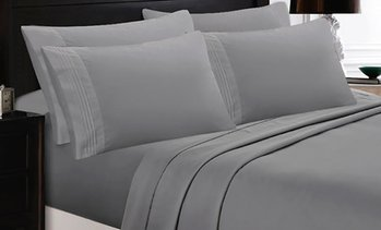 Soft Bamboo Sheet Set (6-Piece)