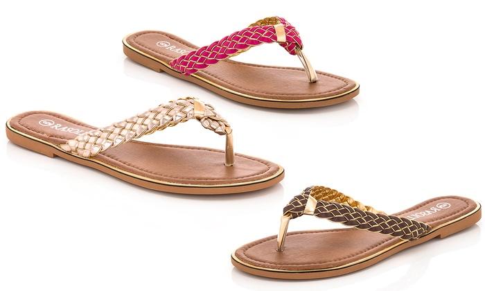 Rasolli Flag 2 Women's Sandals