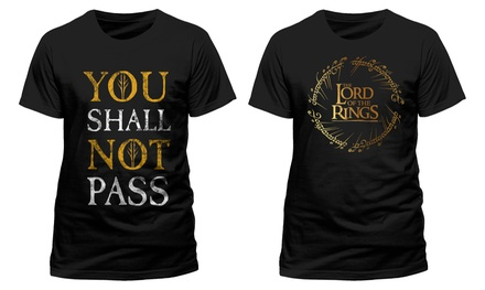 T-Shirt Lord of the rings