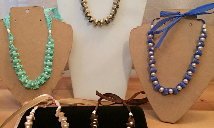 Charleston Girl Pearls - West Ashley: $21 for $39 Worth of Jewelry — Charleston Girl Pearls